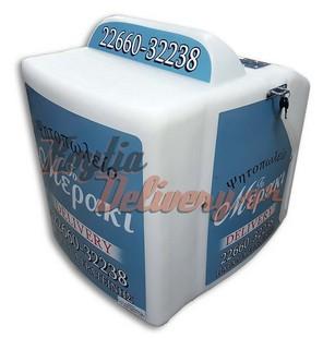 Άσπρο Κουτί delivery το Μεράκι παραλία ερατεινής Φωκίδα