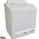 Λευκό-κουτί-διανομής-delivery-πολυκαρμπονάτο-πλαστικό-ανθεκτικό-στα-χτυπήματα-στον-Κορυδαλλό-ετοιμοπαράδοτο-απο-την-εταιρεία-KoytiaDelivery.gr