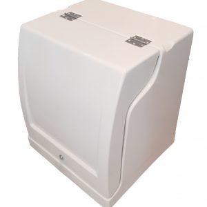 Εξωτερική φωτογραφία πολυεστερικού κουτιού delivery NK02