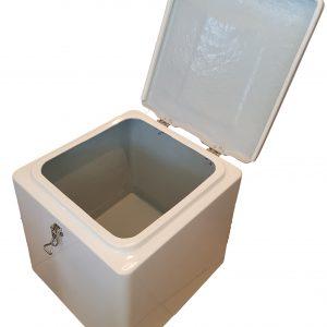 Εσωτερικός χώρος πολυεστερικού κουτιού διανομής κούριερ - courier
