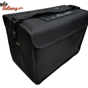 Τσάντα delivery διανομής 42x20x30 8 θέσεων μεγάλος φαγητό εστιατόριο εστίαση ισοθερμικός θερμόσακος